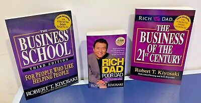 The business of the 21st Century Starter Kit By Robert Kiyosaki