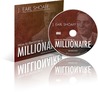 How To Become A Millionaire CD By Earl Shoaff