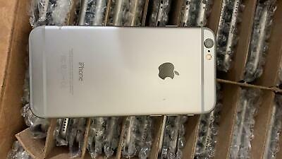 Apple iPhone 6 16GB  Unlocked Acceptable condition Gold Silver and Grey color