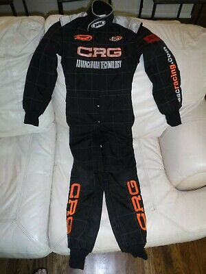 CRG Youth Karting suit, Size 32