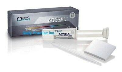 Meta Biomed Adseal Resin Root Canal Sealer 13.5gm Dual Syringe MFG#: 303000