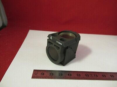 Leica Leitz Dmrb Cube Filter A 513804 Optic Microscope Part As Pictured #10-A-95