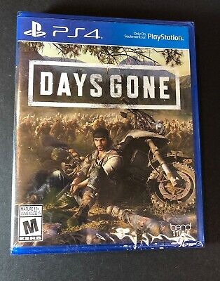 Days Gone (PS4) NEW
