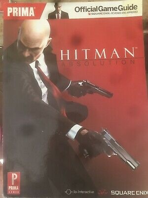 HITMAN ABSOLUTION Strategy Guide (Prima)