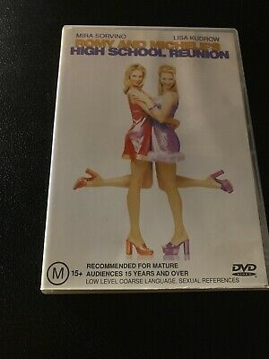 Romy And Michele's High School Reunion (DVD, 2002)