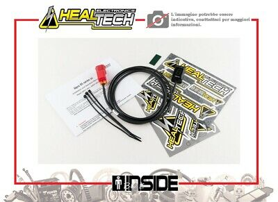 Gpdt-D01-Yellow Contamarce Gipro Ds Series Ducati Streetfighter 848 S 2012