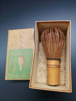 Japanese Bamboo TEA WHISK Chasen with box