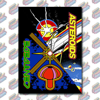 Arcade1up 12-1 Arcade Cabinet Kickplate Graphic Decal Artwork Kit