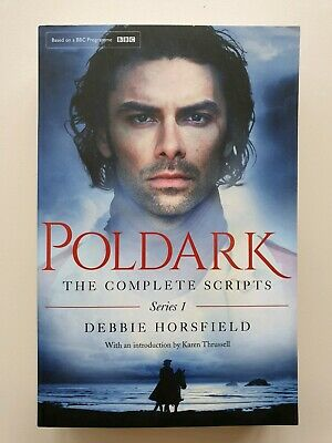 ⭐Poldark⭐BBC⭐The Complete Scripts Series 1⭐New Paperback by Debbie Horsfield⭐
