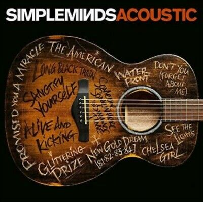 Simple Minds  Acoustic CD *NEW & SEALED*