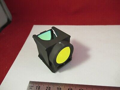 Leica Leitz Dmrb Cube Filter N2.1 513812 Microscope Part As Pictured #10-A-96