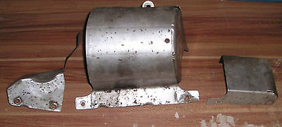 VAUXHALL VECTRA C DTi COMPLETE(3 parts) TURBO / EXHAUST MANIFOLD HEAT SHIELD