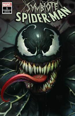 Marvel Symbiote Spider-Man #1 Ryan Brown Variant Cover A Comics Elite Exclusive
