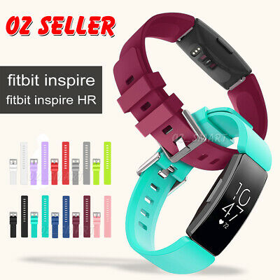 Fitbit inspire/inspire HR Replacement Silicone Watch Sports Band Strap Wristband