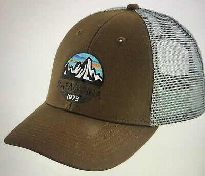 a66bfb75f PATAGONIA MEN'S FITZ Roy Scope LoPro Trucker Hat -Sediment