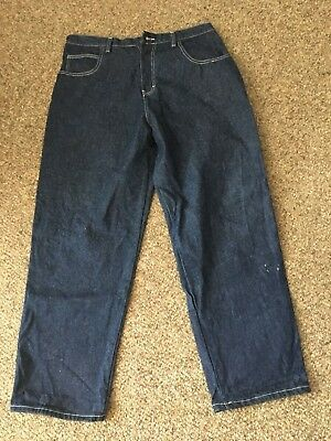 Vintage Mickey Mouse Iceberg History Jeans size 38 x 33