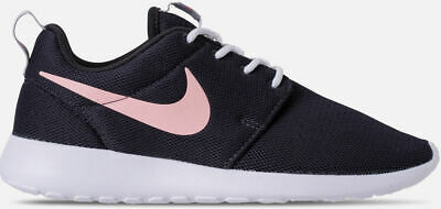 f5a6266ca887 WOMEN NIKE ROSHE One Running   Lifestyle Shoes Oil Grey Storm Pink ...