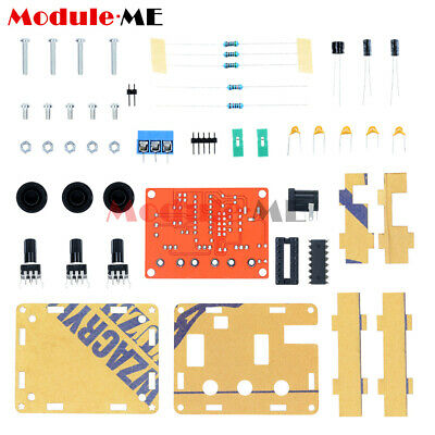 XR2206 1Hz-1MHz Function Signal Generator Sine Triangle Square Output DIY Kits