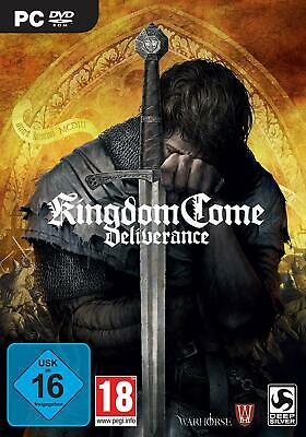 Kingdom Come: Deliverance (PC, 2018, Nur Steam Key Download Code) Keine DVD