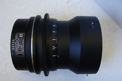 Objectif Grand Angle Matra pour film 70mm