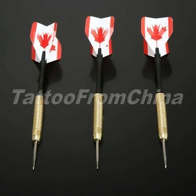 3Pcs Darts 16g Dart Steel Needle Tip Darts Functional Plastic Soft Point Nice