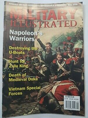 Military Illustrated Number 144 - Military History & Re-Enactor Magazine