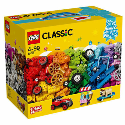 LEGO 10715 Classic Bricks on a Roll - Brand New in Factory Sealed Box