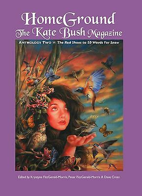Homeground - The Kate Bush Magazine - Pbk Vol 2 - From The Publisher