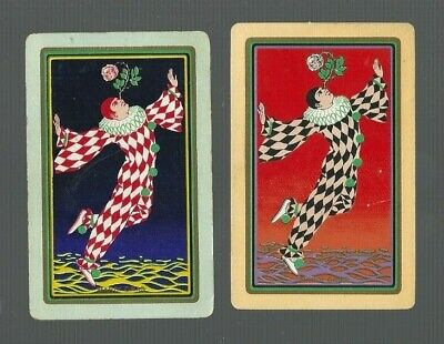 """Swap Playing Cards 2 VINT  N//NMD  US /""""BUBBLES /""""DECO FAIRY/& BUBBLES AWESOME US26"""