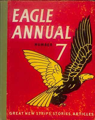 Eagle Annual Number 7, , Good Condition Book, ISBN