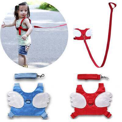 Anti-Lost Baby Kids Safety Harness Reins Toddler Walker Buddy Strap Walker Leash