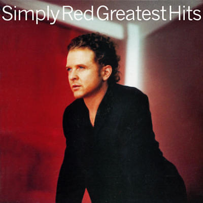 Simply Red: Greatest Hits CD Album Very Best of/Collection Mick Hucknell
