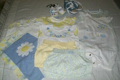 Baby girls clothes Mothercare/Next 0-3m - combined postage available
