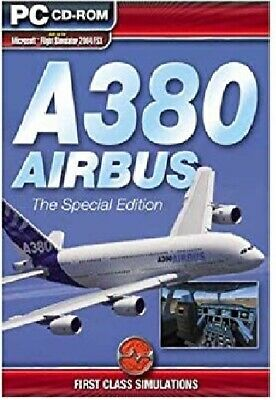 PC CD ROM Game A380 AIRBUS THE SPECIAL EDITION Cheapest on eBay PC