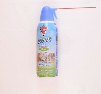 Dust-Off Air Computer TV Disposable Compressed Gas Duster, 12-oz.  1 can  A3856V