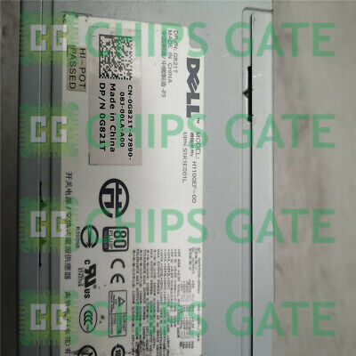1PCS used DELL T7500 Workstation Power Supply H1100EF-00 1100W G821T Fast Ship