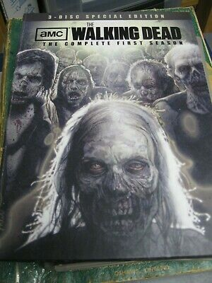 The Walking Dead - Special Edition Season 1 (3 DVD's)
