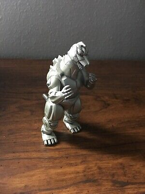 "Mechagodzilla Godzilla Action Figure Trendmasters 4"" King of The Monsters"
