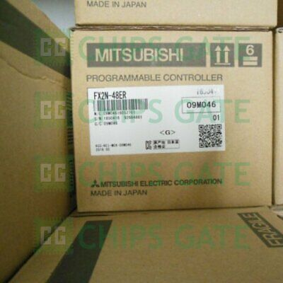 1PCS Mitsubishi PLC FX2N-48ER FX2N48ER Brand New In Box Fast Ship