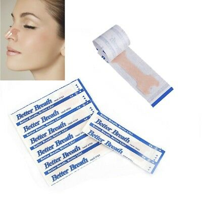 Anti Snoring Better Breath Nasal Strips Reg or Large Aid Sleeping Stop Snore