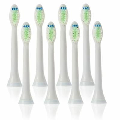 8x Replacement Toothbrush Heads Electric for Philips Sonicare Diamond Clean 6064
