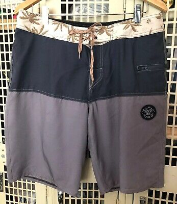 3158e71b902dd Howler Brothers HEED THE CALL Board shorts swim trunks shorts Mens 35 NWOT