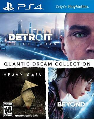 Quantic Dream Collection - Sony PlayStation 4