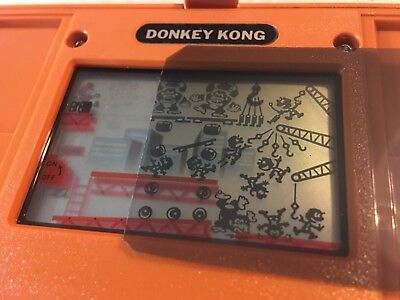 Filtro Polarizado Nintendo Game & Watch. Polarized Filter. Wide & Multiscreen