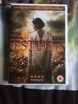 The Book Of Esther  Region 2 DVD,