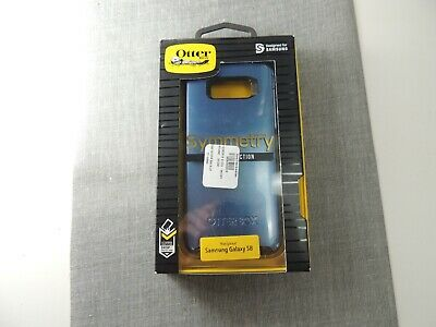OtterBox Symmetry Case Samsung Galaxy S8 - Bespoke Way Blue - Pre-Owned