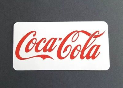 S77 Coca Cola logo drink Sticker laptop wall book phone tablet