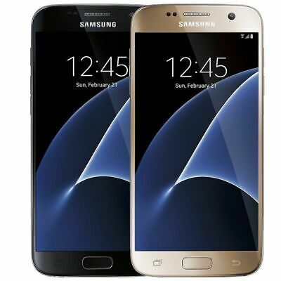 Samsung Galaxy S7 SM-G930A 32GB AT&T-T-Mobile + GSM UNLOCKED!
