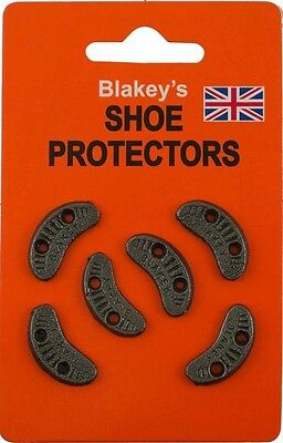 Blakey's Segs No 6 metal shoe-protectors sold loose - Buy more for cheaper price