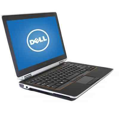 Dell Latitude E6320 Laptop Intel Core i5 2.5GHz 8GB Ram 500GB HDD Windows 10 Pro
